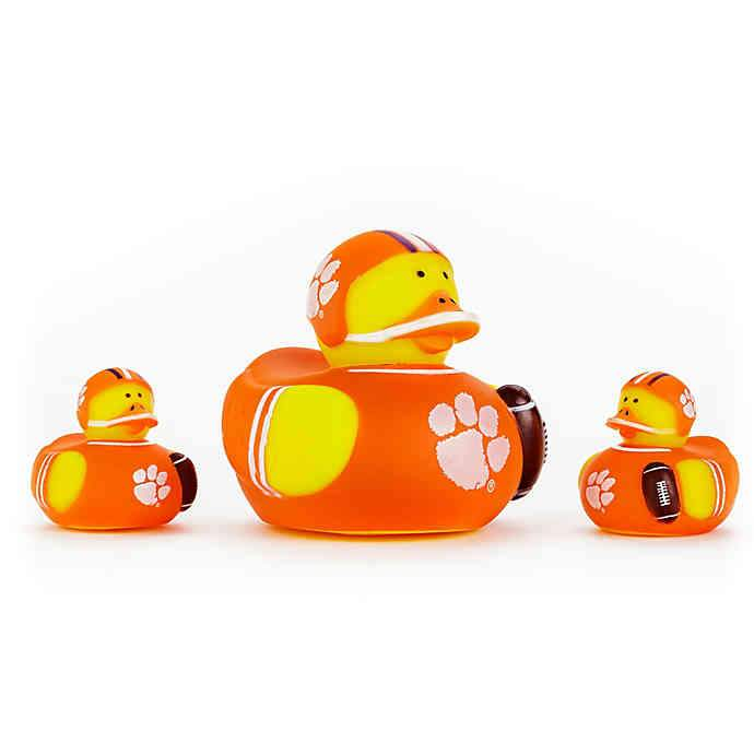 3 Pack Rubber Ducks - Mr. Knickerbocker