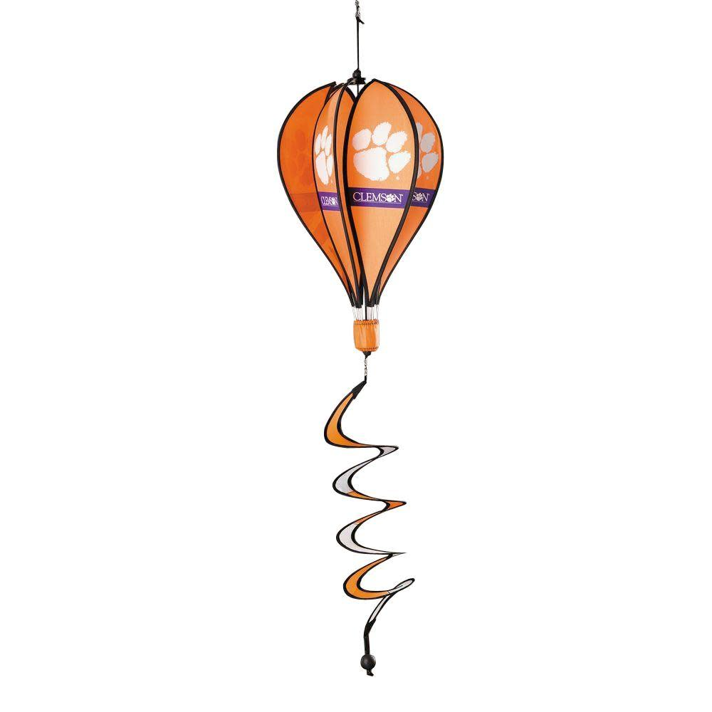 37'' Nylon Hot Air Balloon Yard Spinner - Mr. Knickerbocker