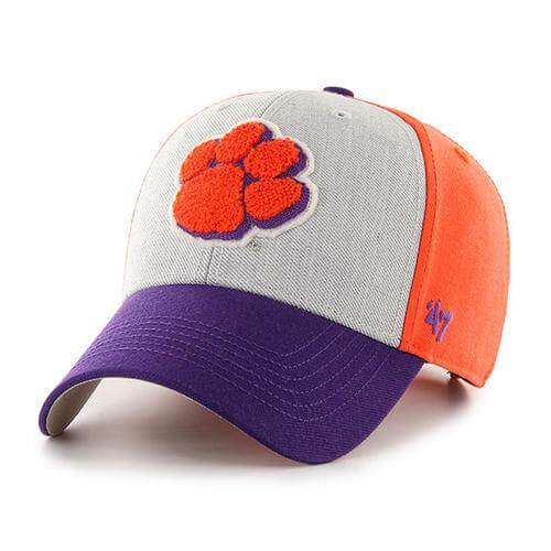 47 MVP Orange/White/Purple With Paw - Mr. Knickerbocker