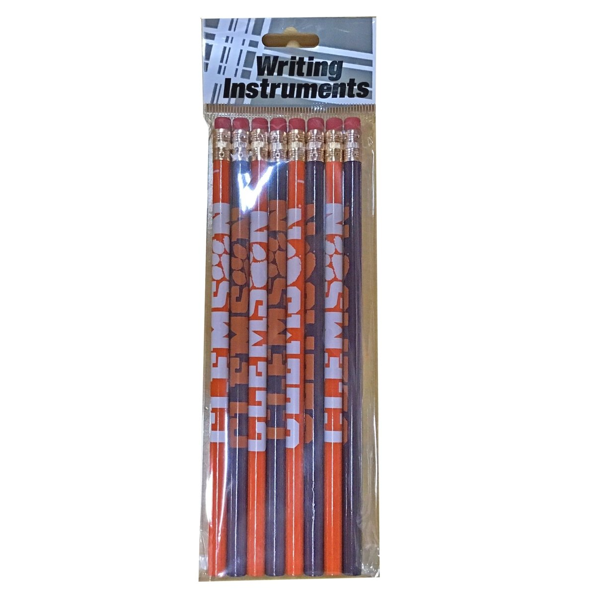 8 Pack #2 Pencils - Mr. Knickerbocker