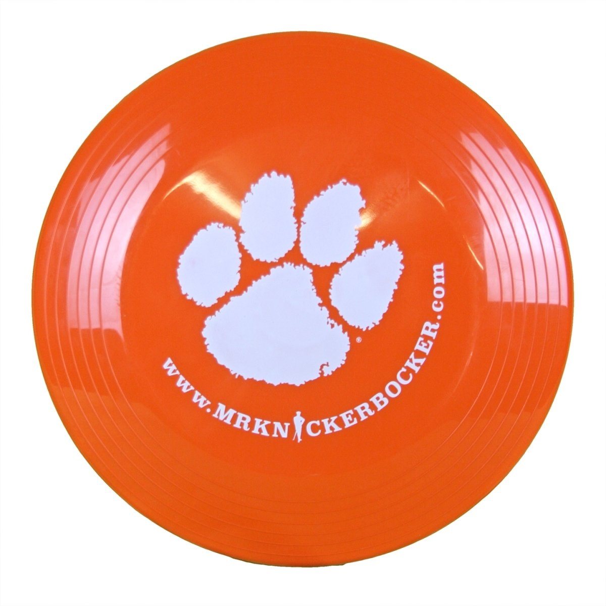 9 1/4'' Frisbee With Mr K Logo - Mr. Knickerbocker