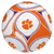 Baden Soccer Ball With Orange Print
