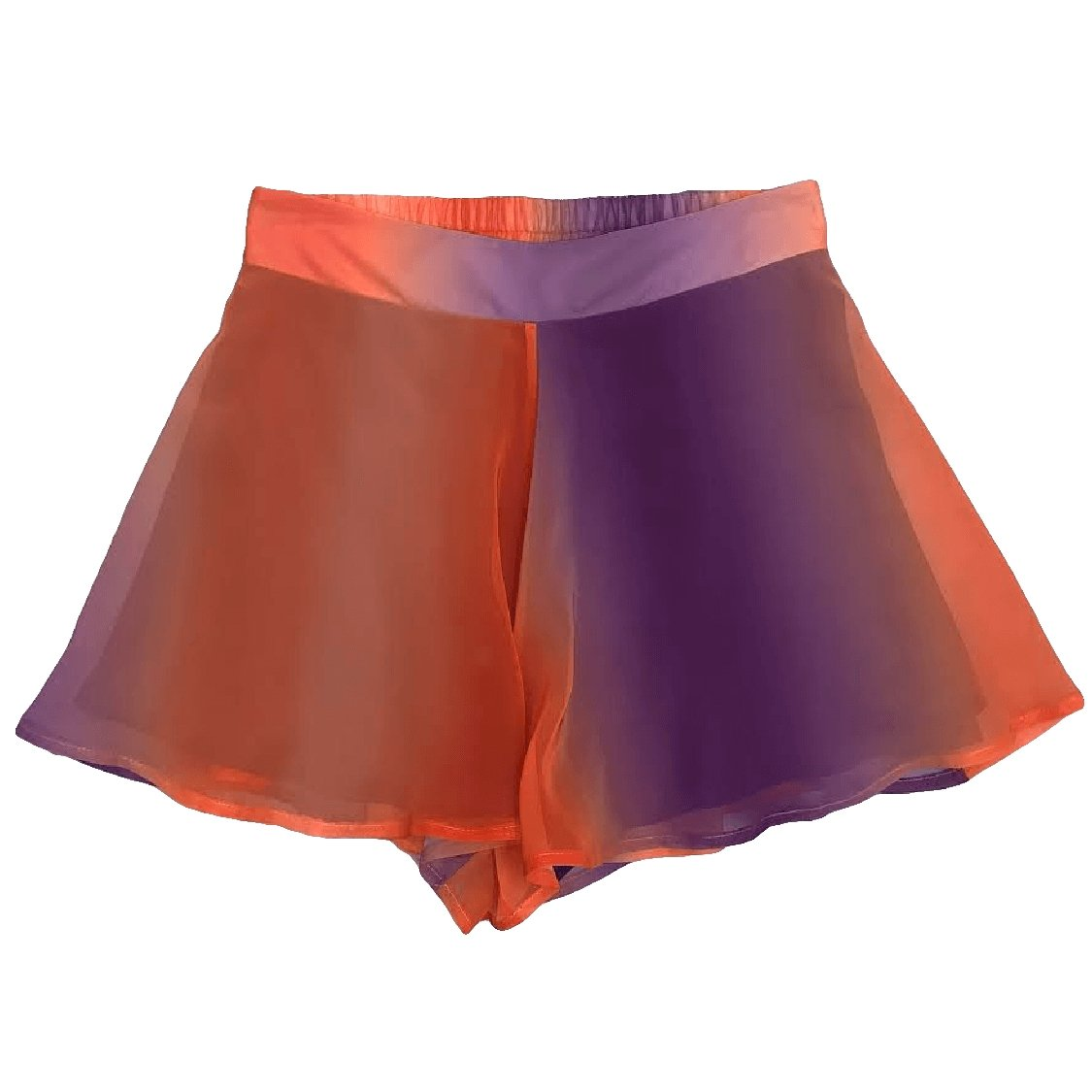 Adrienne Inc Ombre Swing Short - Mr. Knickerbocker