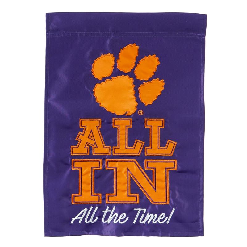 "All In Garden Flag 12.5"" x 18"" - Mr. Knickerbocker"