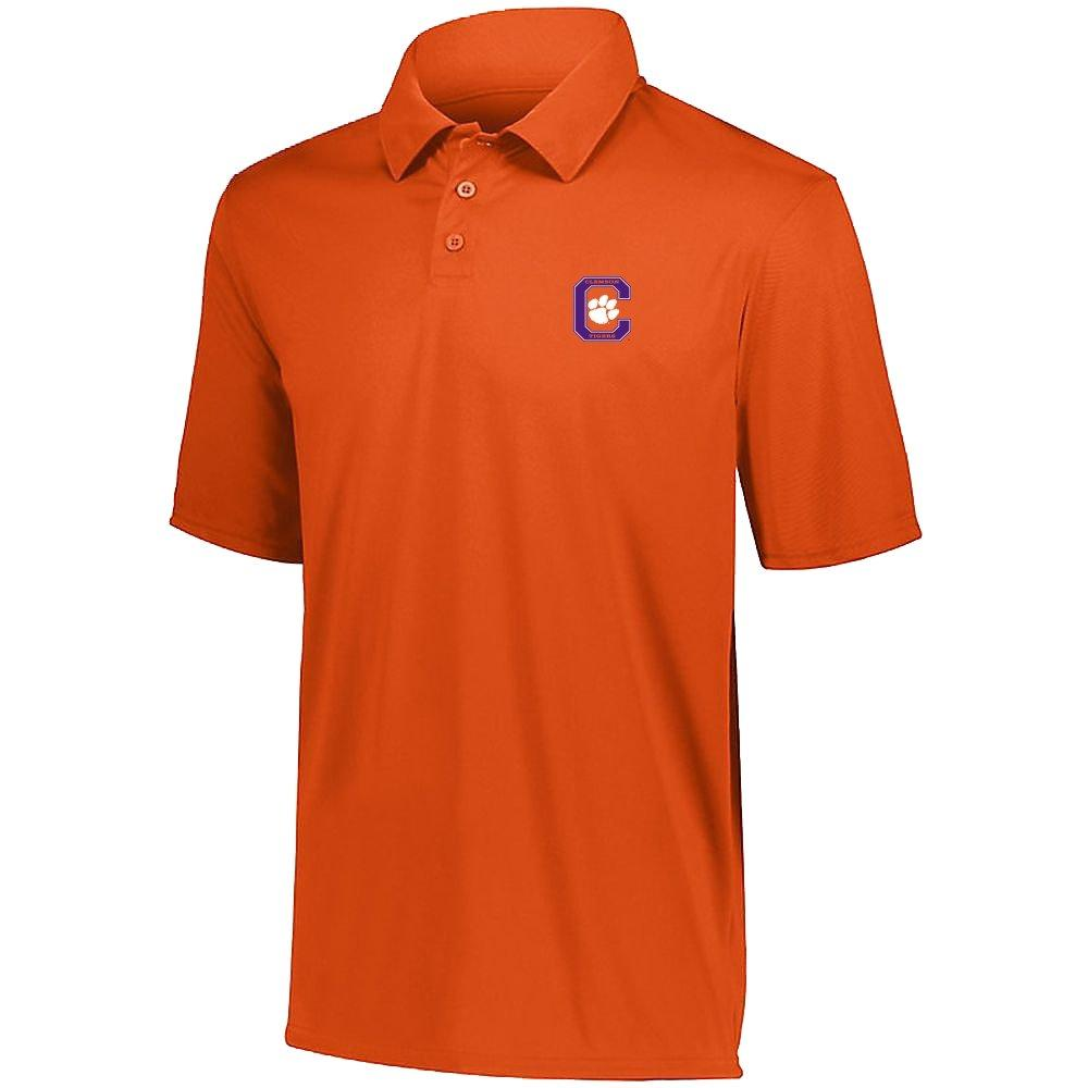 Augusta Sportswear Clemson Tigers Block C Vital Polo - Mr. Knickerbocker