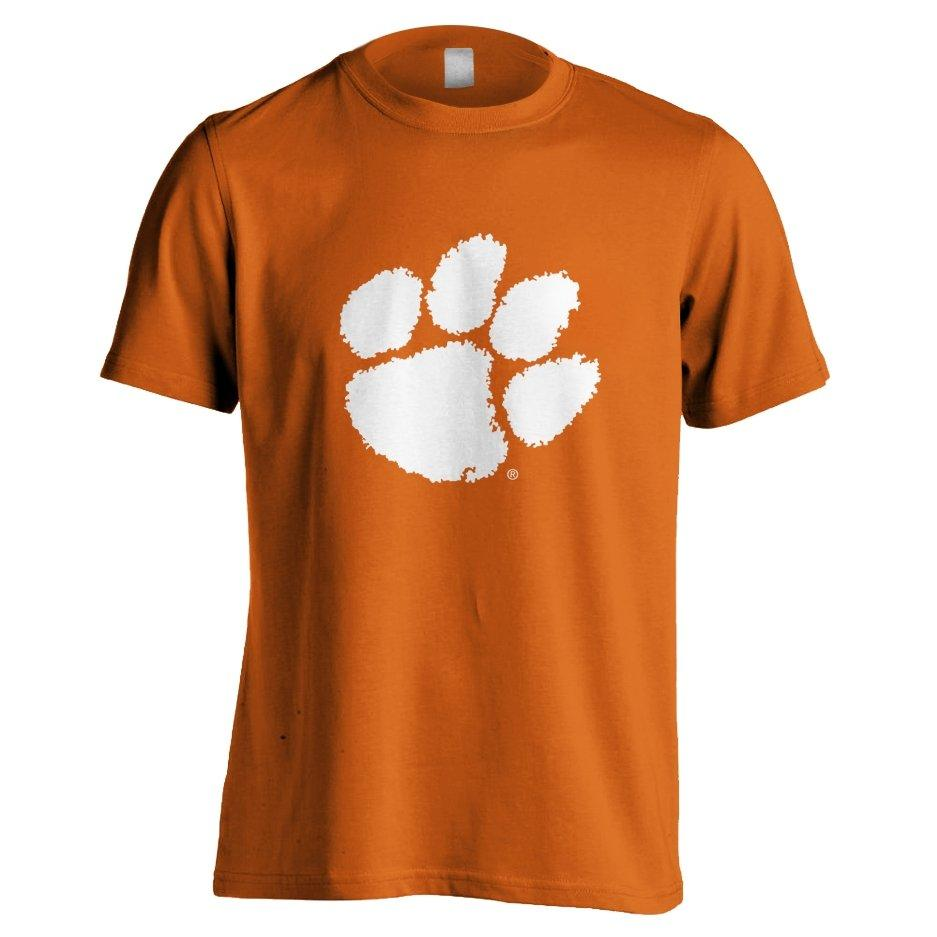 Basic Clemson Paw Tee - Mr. Knickerbocker
