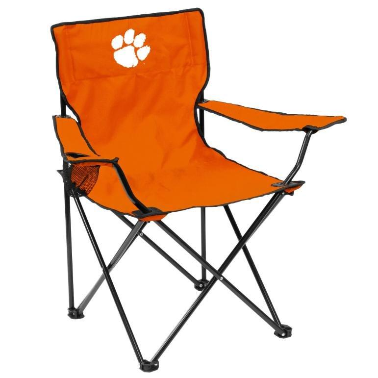 Canvas Quad Chair With White Paw - Mr. Knickerbocker