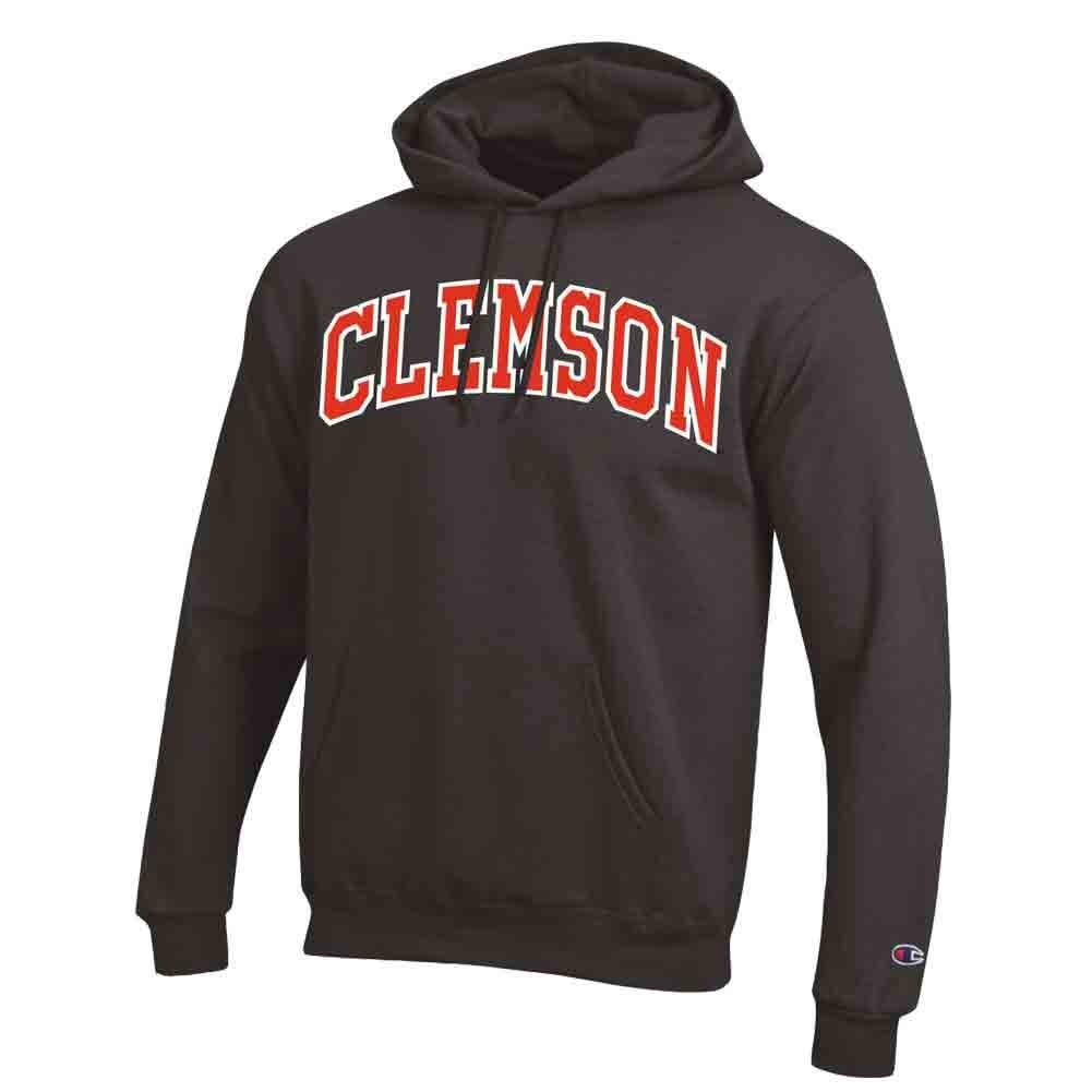 Champion Youth Hoodie - T/T Arch Clemson - Mr. Knickerbocker
