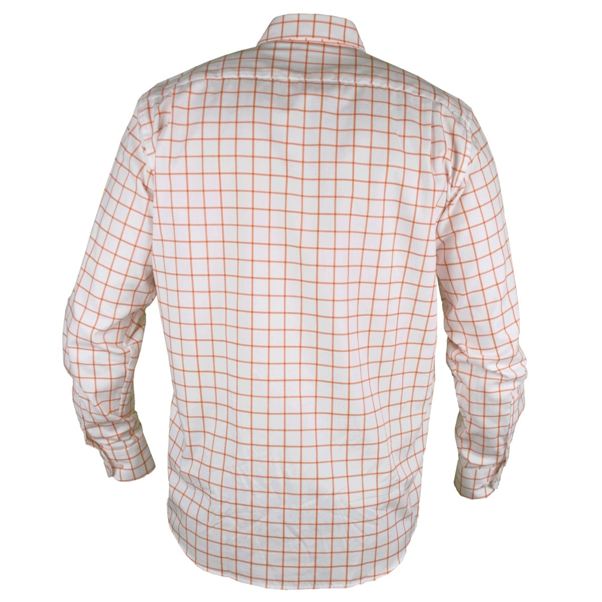 Checkered Long Sleeve With Mr K on Pocket - Mr. Knickerbocker