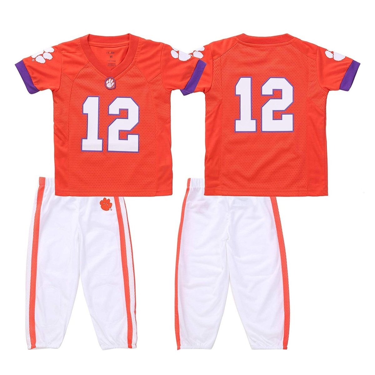 Childs Football Uniform Pjs - Mr. Knickerbocker