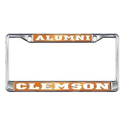 Chrome Domed Alumni Plate Frame - Mr. Knickerbocker