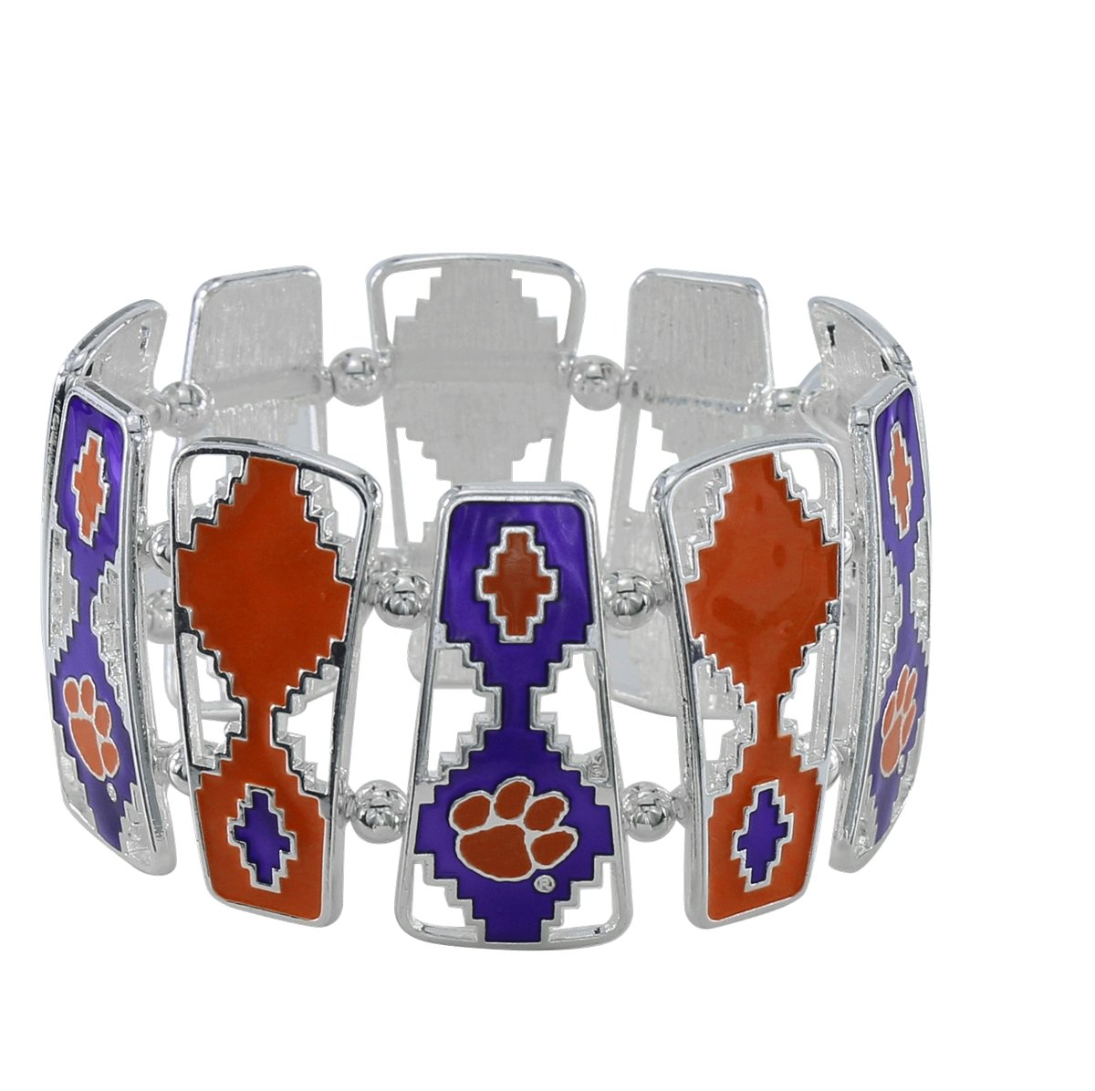 Clemson Aztec Bracelet - Mr. Knickerbocker