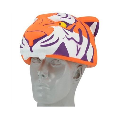 Clemson Foam Tiger Head - Mr. Knickerbocker
