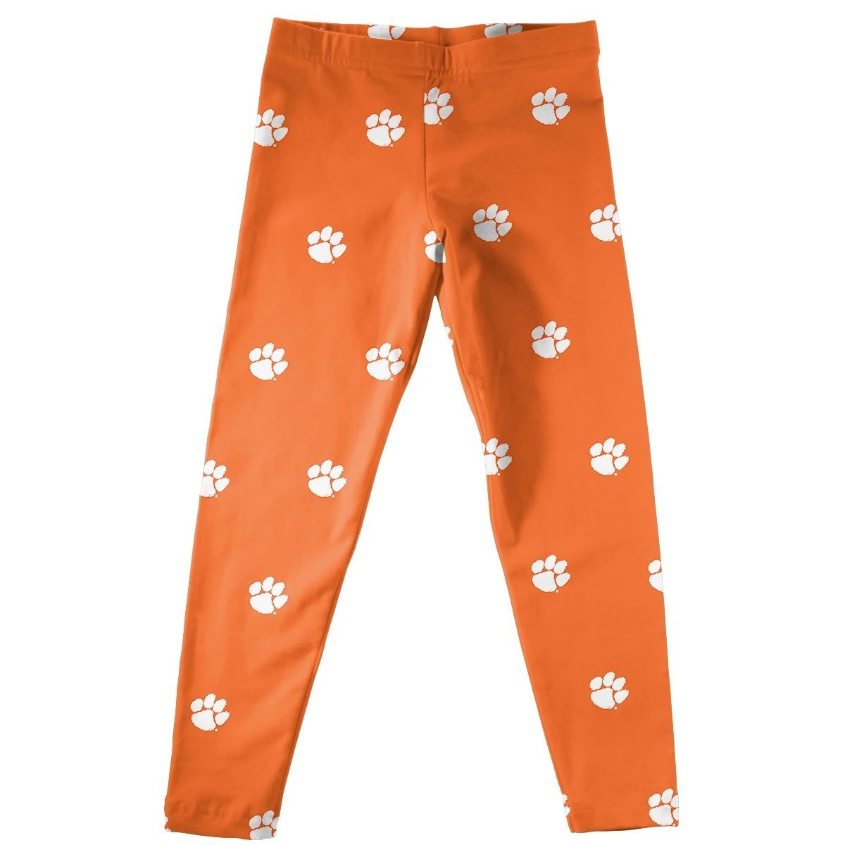 Clemson Print Orange Leggings - Mr. Knickerbocker