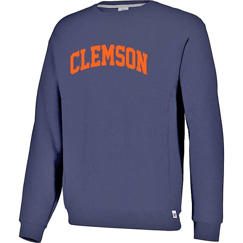Clemson Tigers Arch Crewneck Sweatshirt - Mr. Knickerbocker
