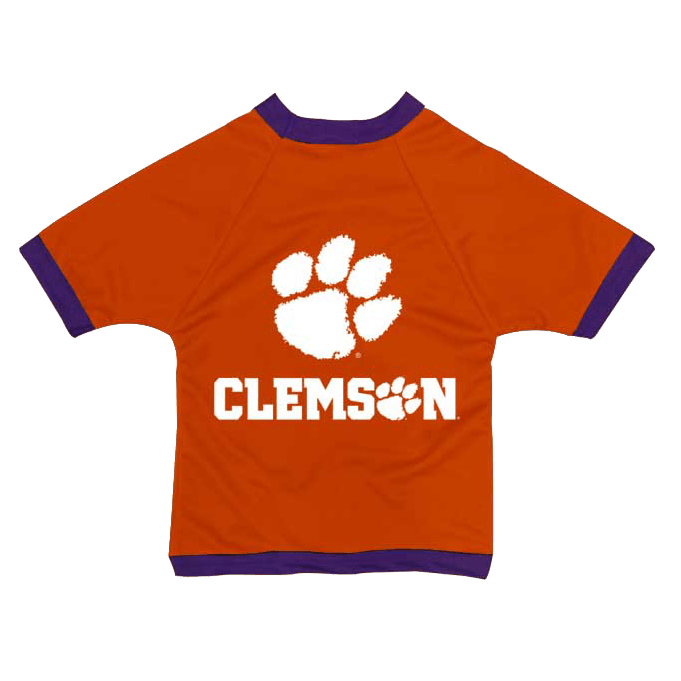 Clemson Tigers Dog Jersey - Mr. Knickerbocker