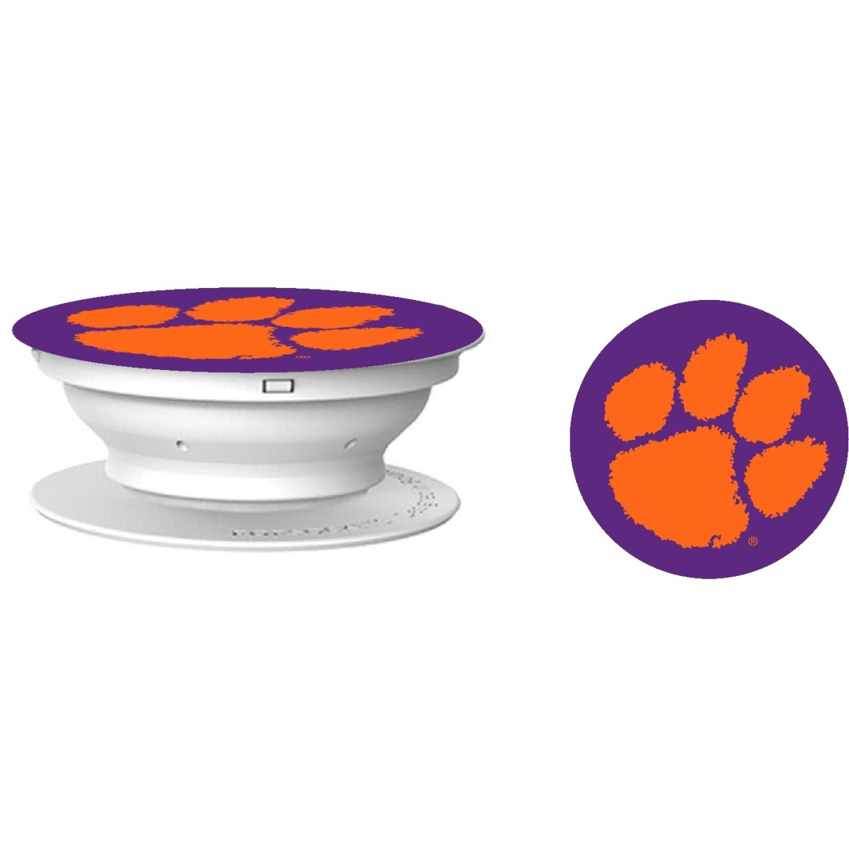 Clemson Tigers Popsocket - Mr. Knickerbocker
