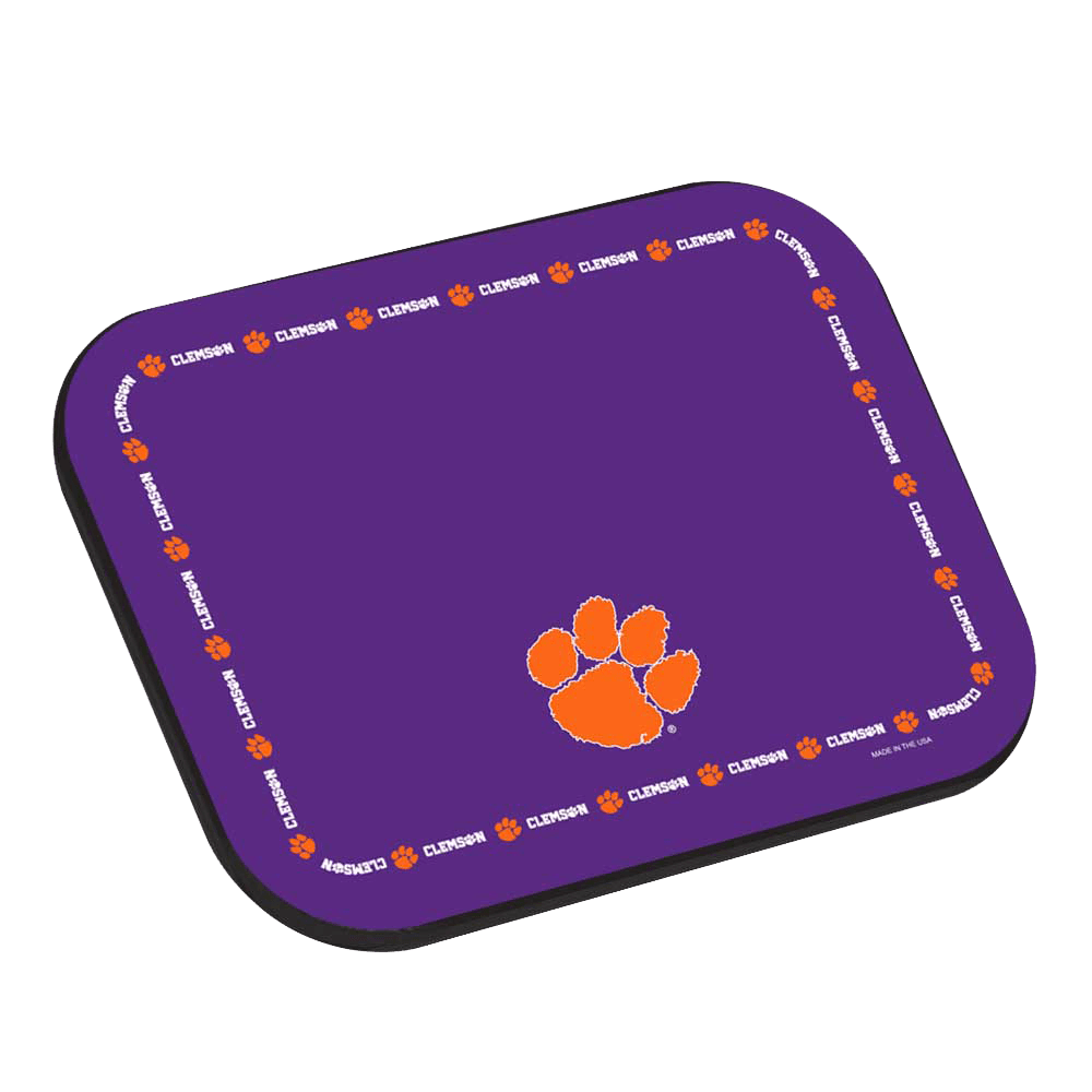 Clemson Tigers Purple Place Mat - Mr. Knickerbocker