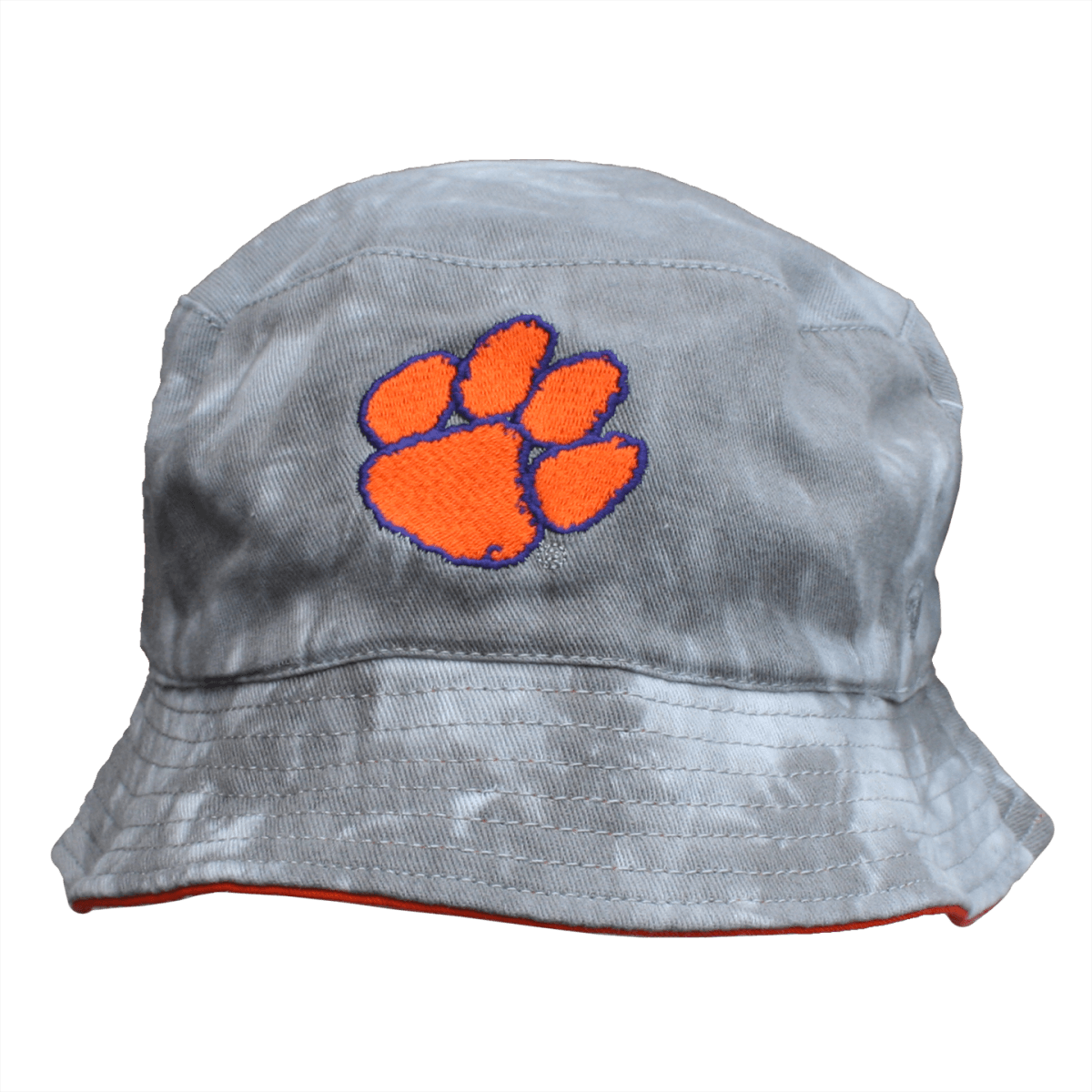 Clemson Tigers Sandy Tie Dye Bucket Hat Mr Knickerbocker