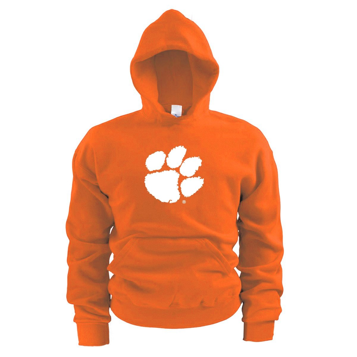 Clemson Tigers Toddler Hoodie With Paw Print - Mr. Knickerbocker
