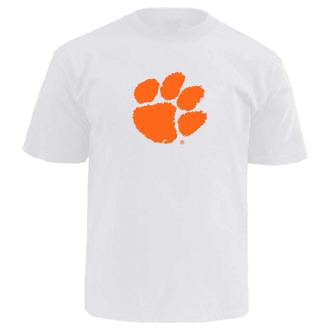 Clemson Tigers Toddler T-shirt With Paw Print - Mr. Knickerbocker