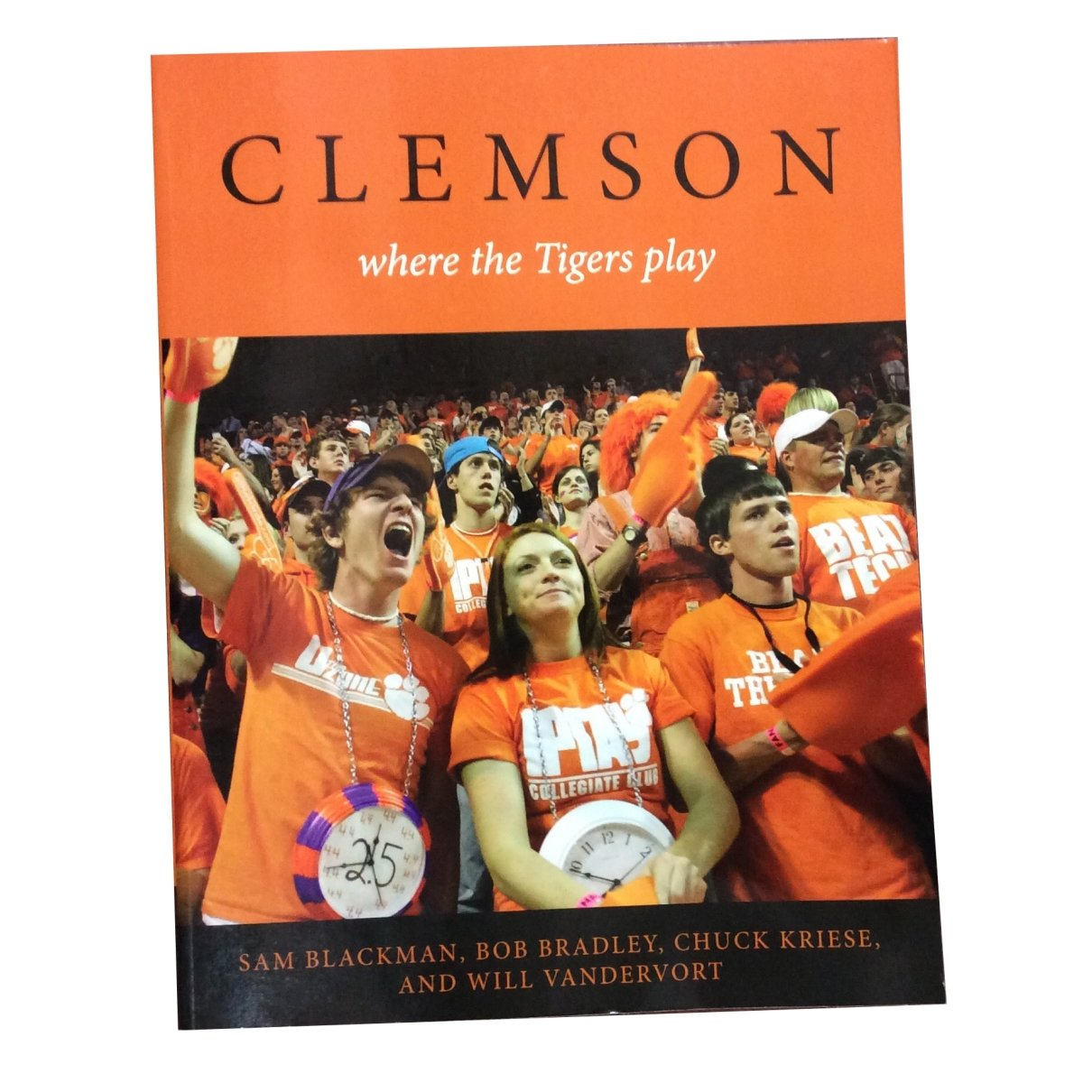 Clemson: Where the Tigers Play - Mr. Knickerbocker