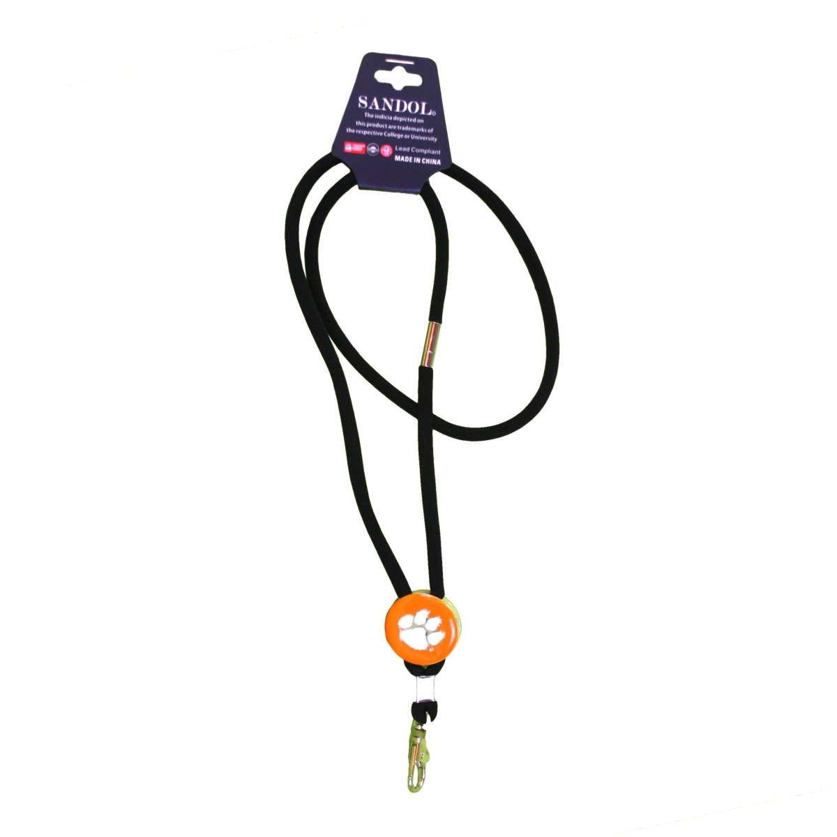 Cloth/cord Lanyard - Mr. Knickerbocker