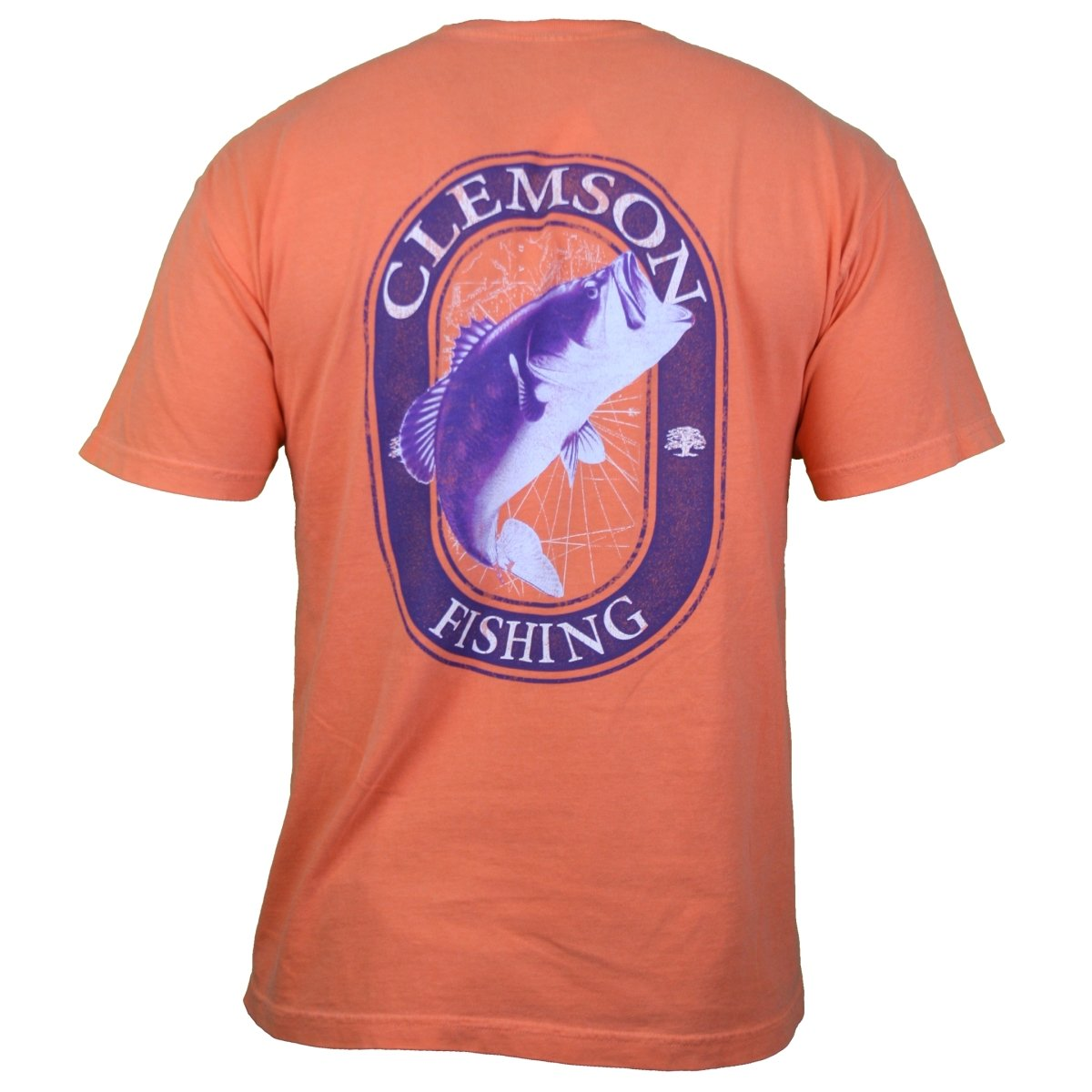 Comfort Color Bass Fishing Pocket Tee - Mr. Knickerbocker
