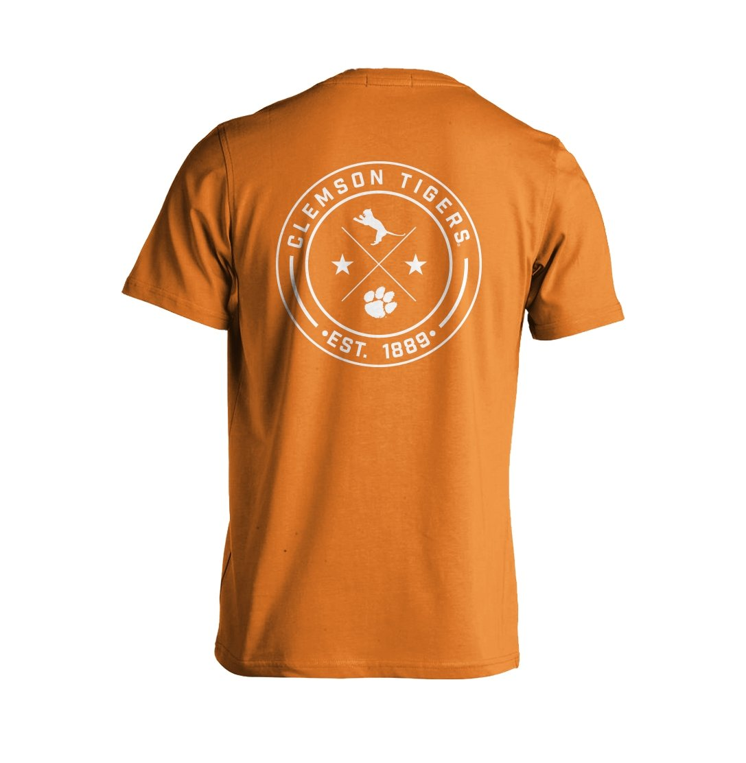 Comfort Color Compass Tee - Mr. Knickerbocker