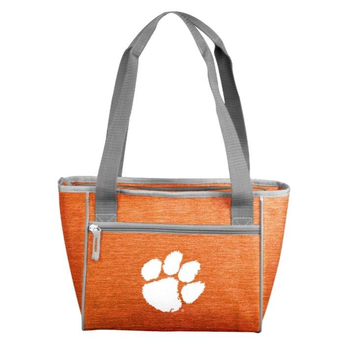 Crosshatch 16 Can Cooler Tote - Mr. Knickerbocker