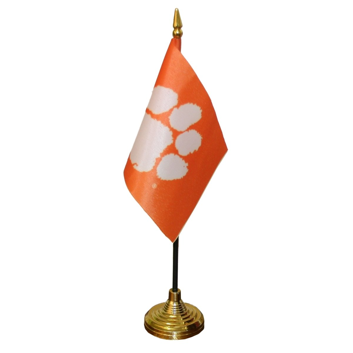 "Desk Flag with Stand - 6"" x 4"" - Mr. Knickerbocker"