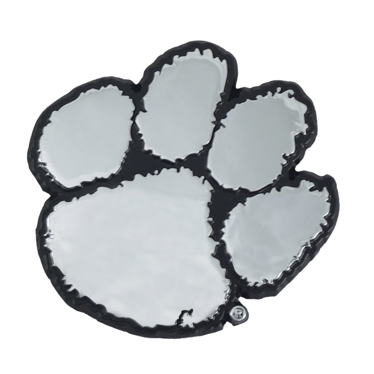 FanMats Clemson Tigers Car Emblem - Mr. Knickerbocker
