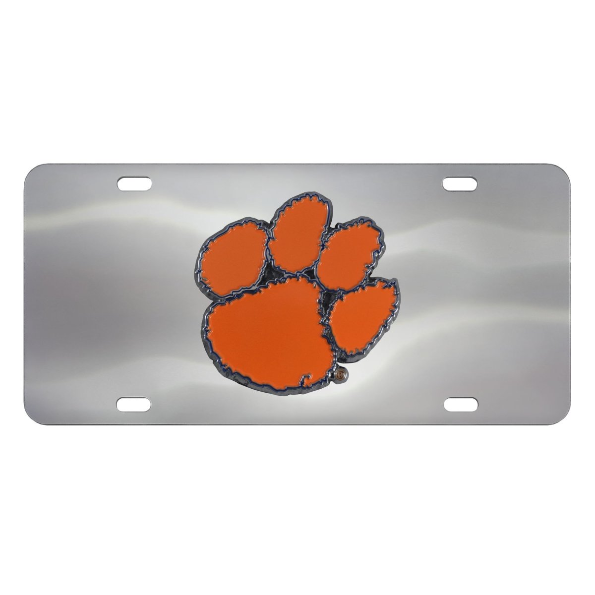 Fanmats Clemson Tigers Diecast Car Tag - Mr. Knickerbocker
