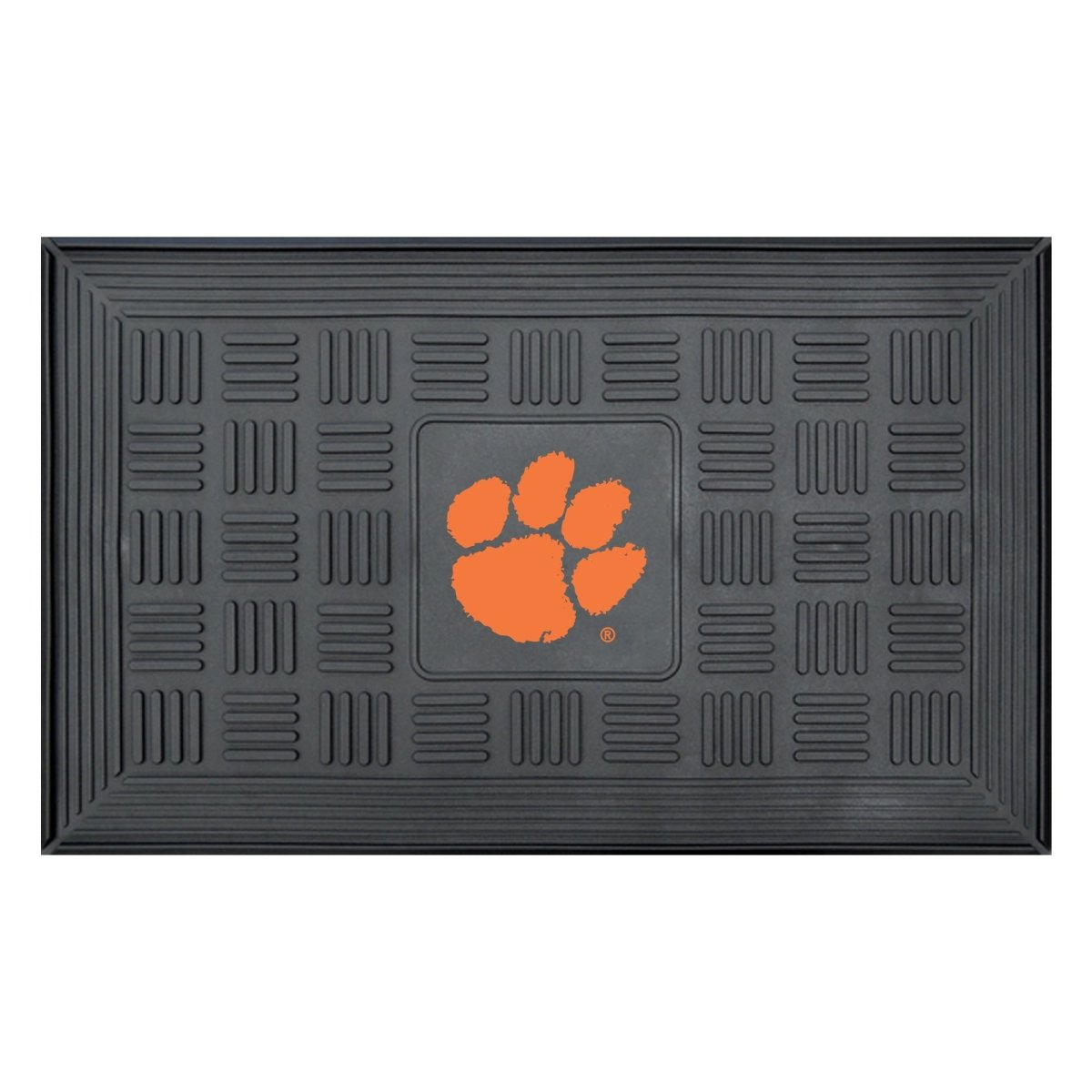 Fanmats Clemson Tigers Vinyl Door Mat - Mr. Knickerbocker