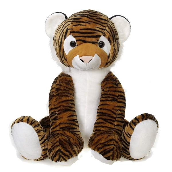 Fiesta Jumbo 22.5'' Sitting Tiger - Mr. Knickerbocker