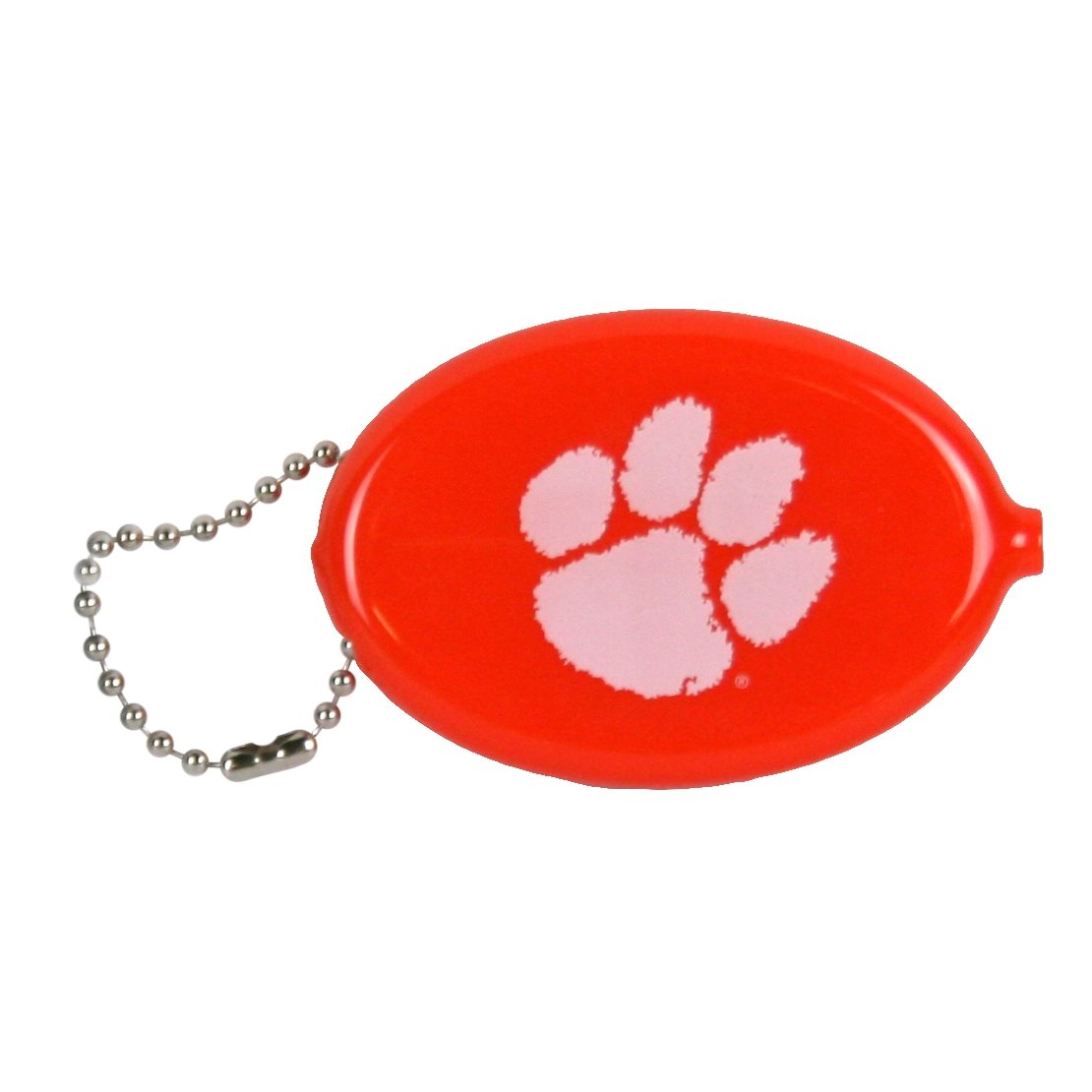 Football Squeeze Purse With White Paw - Mr. Knickerbocker