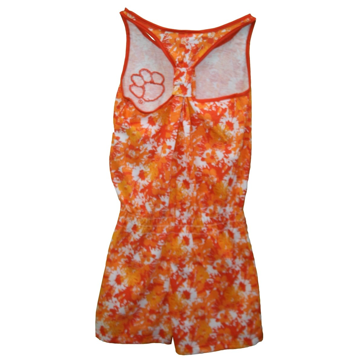 Girls Monica Henley Romper - Mr. Knickerbocker