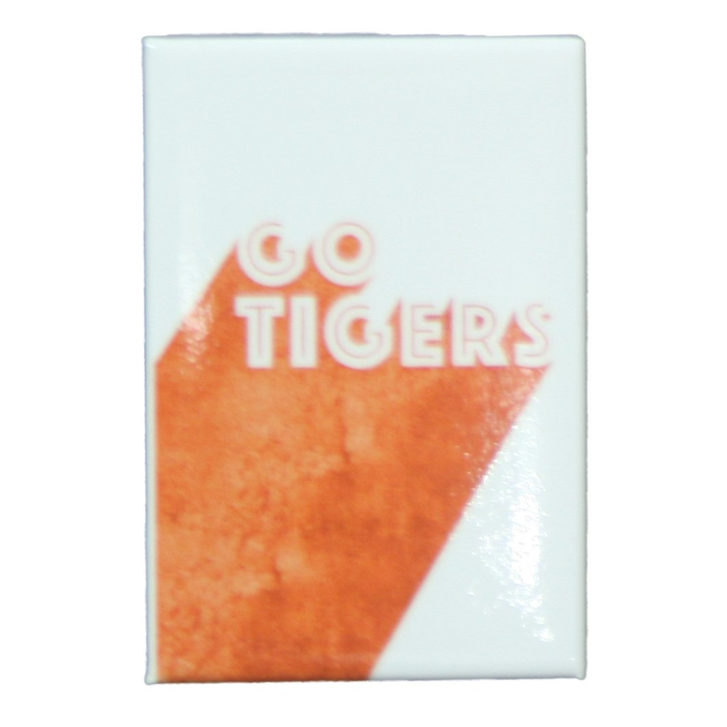 Go Tigers Magnet - Mr. Knickerbocker