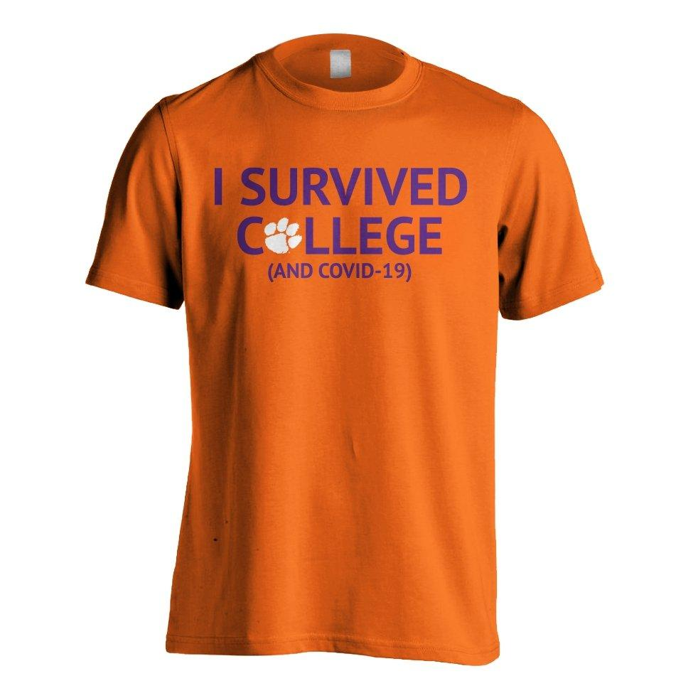 I Survived College & COVID-19 T-Shirt - Mr. Knickerbocker