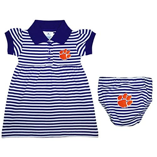 Infant Striped Dress and Bloomers - Mr. Knickerbocker
