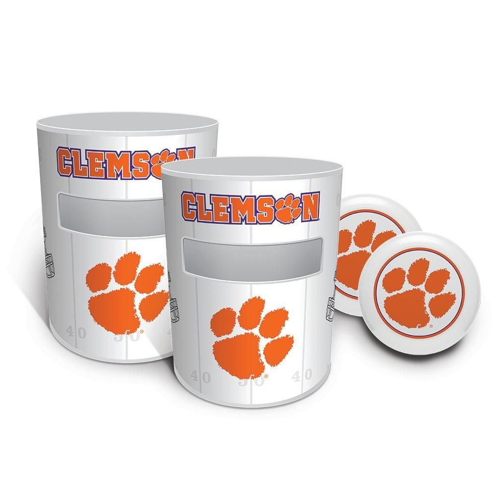 Kan Jam Tailgate Game - Clemson Logos - Mr. Knickerbocker