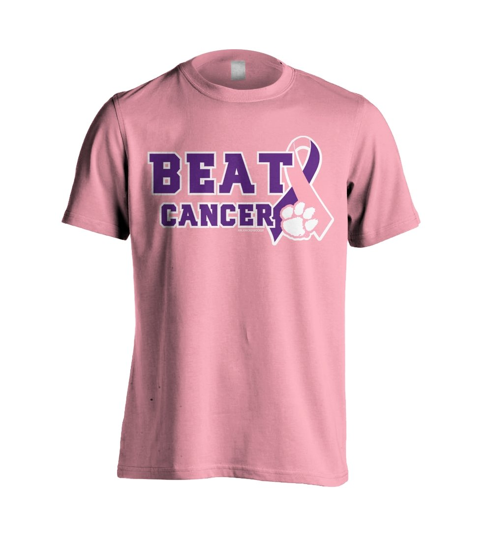 Knickerbocker Tee - Beat Cancer - Mr. Knickerbocker