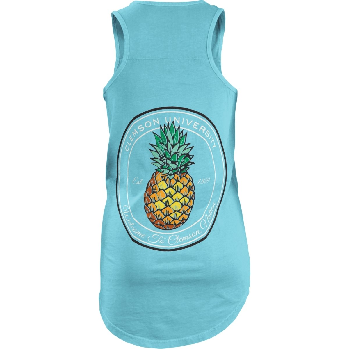 Ladies Charleston Tank Top - Mr. Knickerbocker