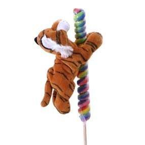 Lolly Plush Orange Tiger - 6'' - Mr. Knickerbocker