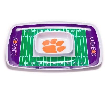 Melamine Football Field Chip and Dip Tray - Mr. Knickerbocker