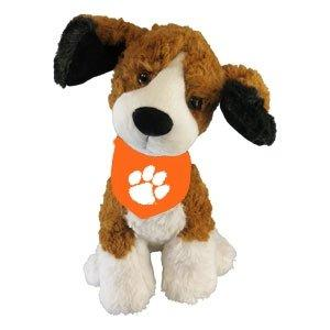 Mighty Tykes Plush Dog With Bandana - Mr. Knickerbocker