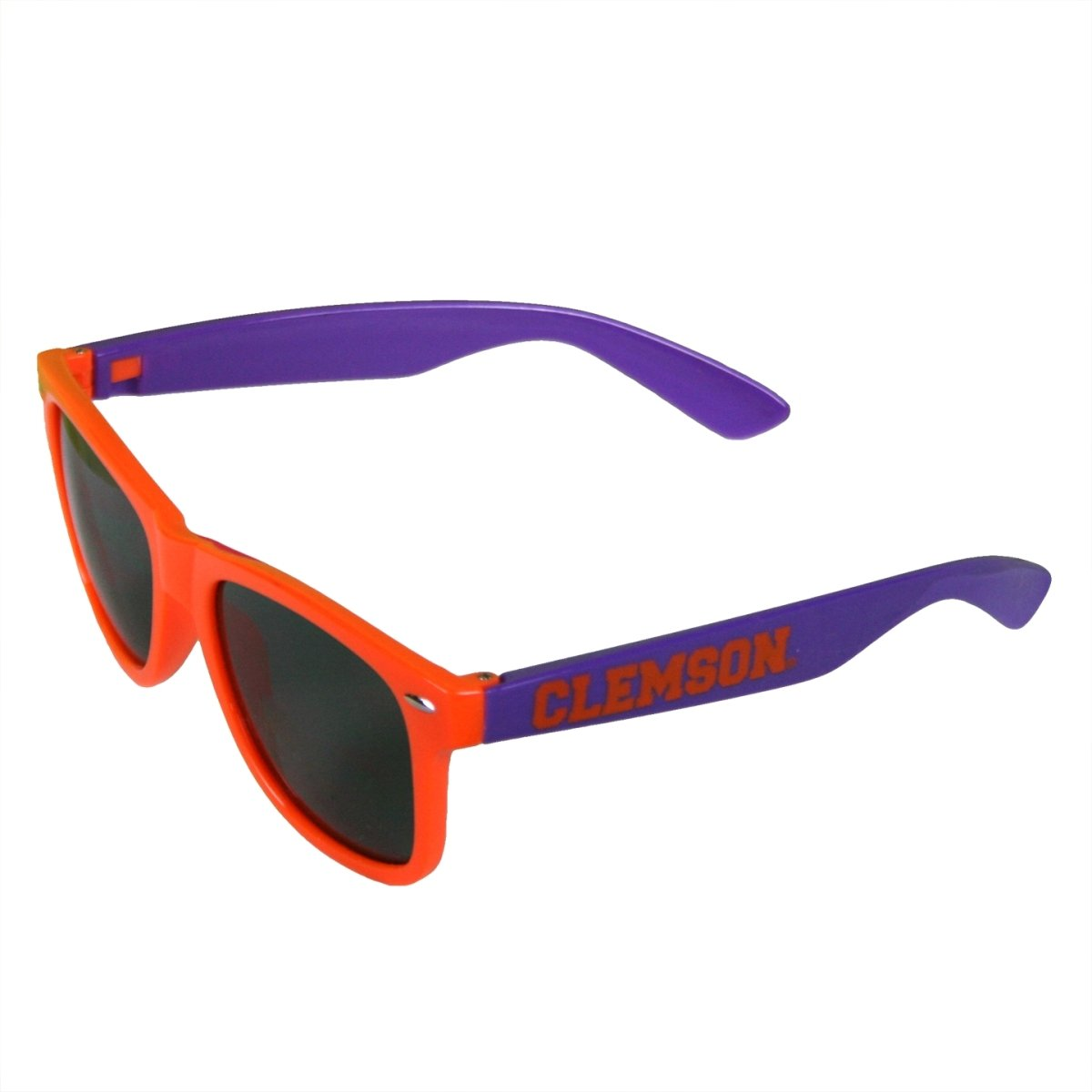 Mix-n-match Sunglasses Orange Face Purple Arms - Mr. Knickerbocker