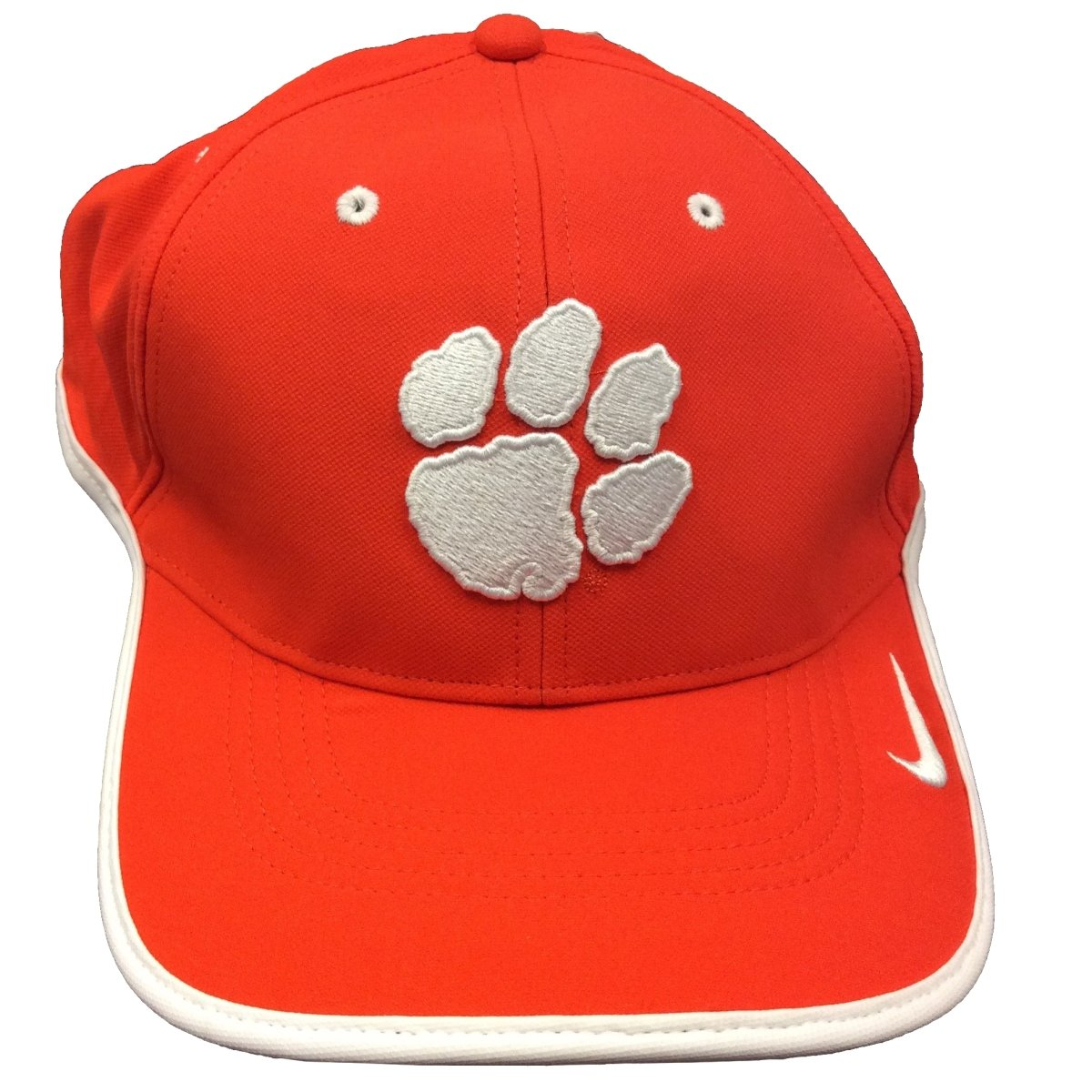 Nike Dri Fit Performance Coaches Cap With White Paw - Adj Fit - Mr. Knickerbocker