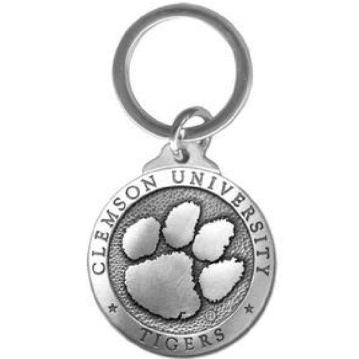 Pewter Keychain With Paw - Mr. Knickerbocker
