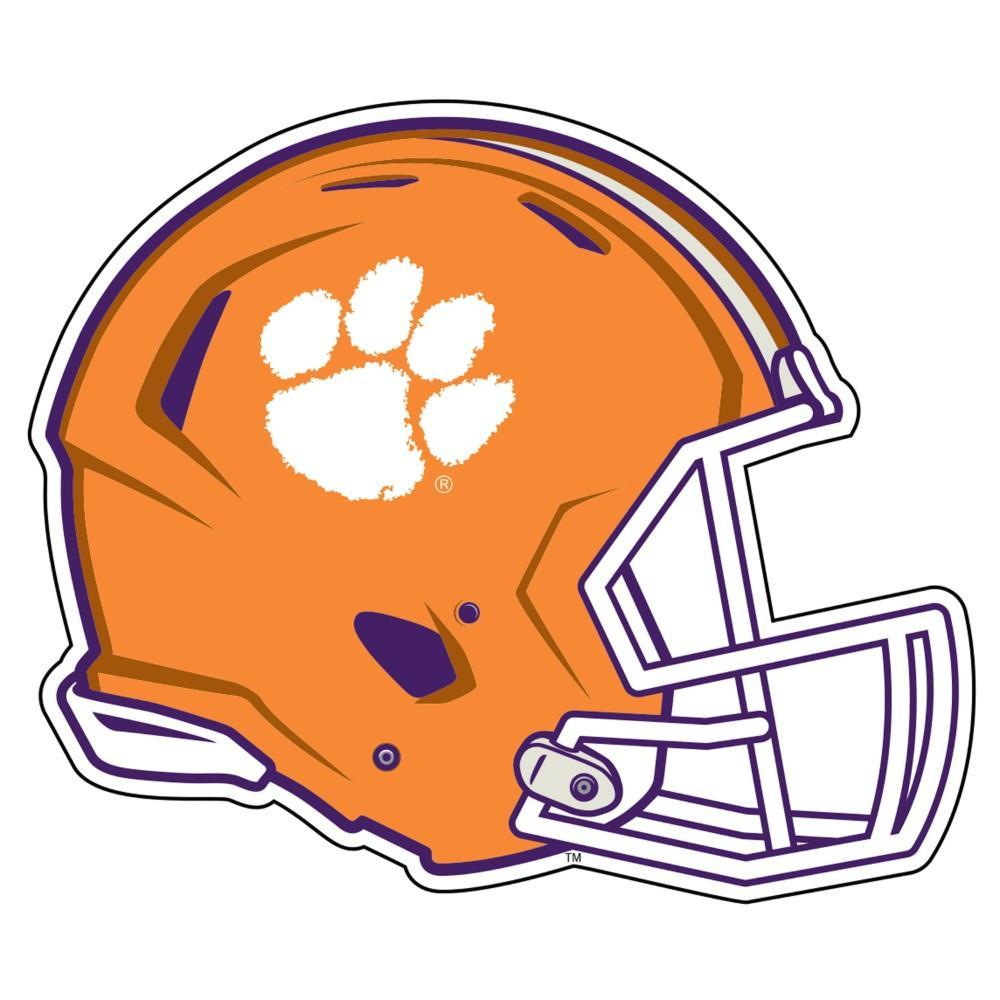 Reflective Football Helmet 4'' Decal - Mr. Knickerbocker